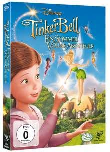 Tinker Bell - Ein Sommer voller Abenteuer, DVD