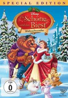 Die Schöne und das Biest - Weihnachtszauber, DVD
