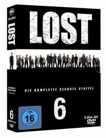 Lost Staffel 6 (finale Staffel), 5 DVDs