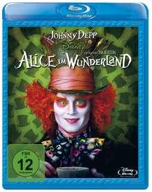 Alice im Wunderland (2009) (Blu-ray), Blu-ray Disc