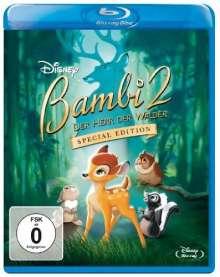 Bambi 2 - Der Herr der Wälder (Blu-ray), Blu-ray Disc