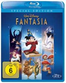Fantasia (1940) (Special Edition) (Blu-ray), Blu-ray Disc