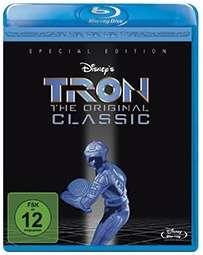 TRON: Das Original (Blu-ray), Blu-ray Disc