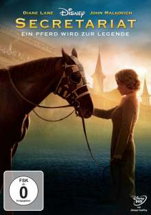 Secretariat - Ein Pferd wird zur Legende, DVD