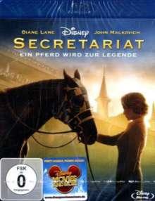 Secretariat - Ein Pferd wird zur Legende (Blu-ray), Blu-ray Disc