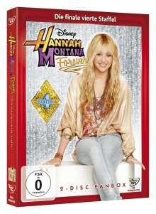 Hannah Montana Season 4, 2 DVDs