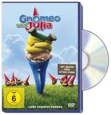 Gnomeo und Julia, DVD