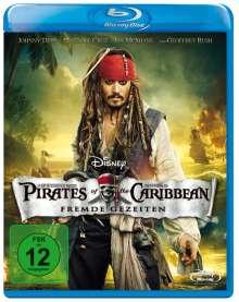 Pirates Of The Caribbean - Fremde Gezeiten (Blu-ray), Blu-ray Disc