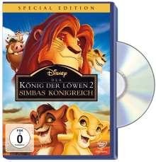 König der Löwen 2: Simbas Königreich, DVD