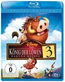König der Löwen 3: Hakuna Matata (Blu-ray), Blu-ray Disc