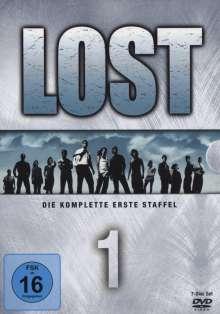 Lost Staffel 1, 7 DVDs