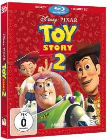 Toy Story 2 (2D + 3D Blu-ray), 2 Blu-ray Discs