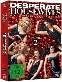 Desperate Housewives Season 2, 7 DVDs