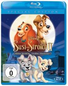 Susi und Strolch 2 (2000) (Blu-ray), Blu-ray Disc