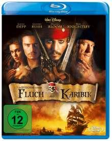 Fluch der Karibik (Blu-ray), Blu-ray Disc