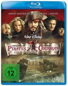 Fluch der Karibik 3 - Am Ende der Welt (Blu-ray), Blu-ray Disc