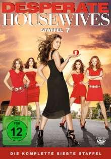 Desperate Housewives Season 7, 6 DVDs