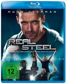 Real Steel (Blu-ray), Blu-ray Disc