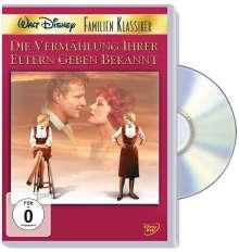 Die Vermählung ihrer Eltern geben bekannt, DVD