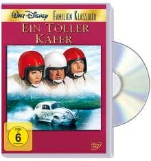 Ein toller Käfer, DVD
