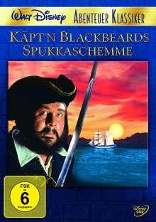 Käpt'n Blackbeard's Spukkaschemme, DVD