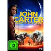 John Carter - Zwischen den Welten, DVD