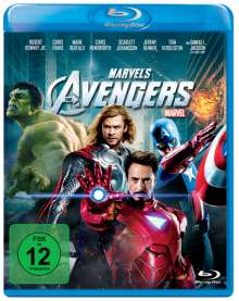 The Avengers (2011) (Blu-ray), Blu-ray Disc