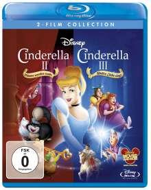 Cinderella II & III (Blu-ray), 2 Blu-ray Discs