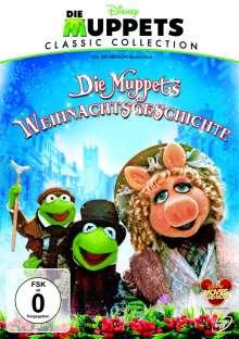 Die Muppets Weihnachtsgeschichte, DVD