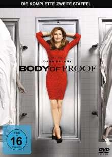 Body of Proof Season 2, 4 DVDs