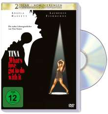 Tina - What's Love Got To Do With It, DVD