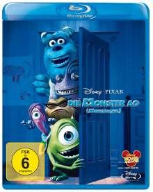 Die Monster AG (Blu-ray), Blu-ray Disc