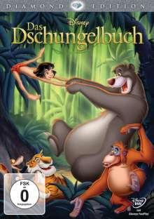 Das Dschungelbuch (1967) (Diamond Edition), DVD