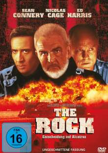 The Rock, DVD