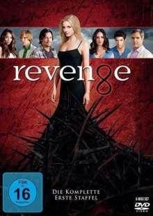 Revenge Season 1, 6 DVDs