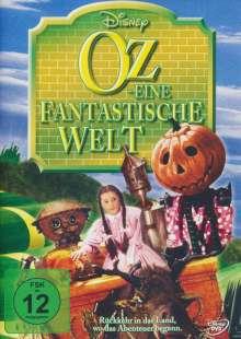 Oz - Eine fantastische Welt, DVD