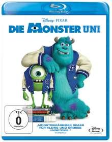 Die Monster Uni (Blu-ray), Blu-ray Disc