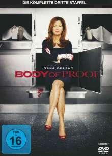 Body of Proof Season 3, 3 DVDs