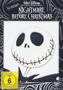Nightmare before Christmas, DVD