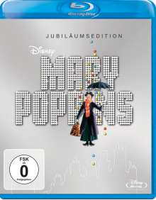 Mary Poppins (Blu-ray), Blu-ray Disc