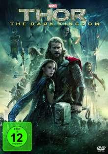 Thor - The Dark Kingdom, DVD
