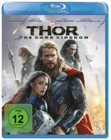 Thor - The Dark Kingdom (Blu-ray), Blu-ray Disc