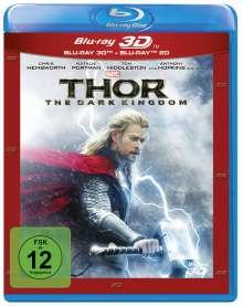 Thor - The Dark Kingdom (3D & 2D Blu-ray), 2 Blu-ray Discs