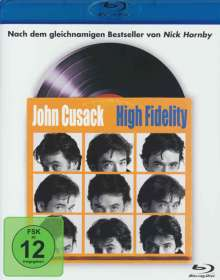 High Fidelity (Blu-ray), Blu-ray Disc