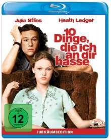10 Dinge die ich an dir hasse (Blu-ray), Blu-ray Disc