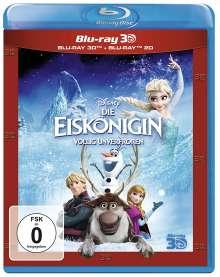 Die Eiskönigin - Völlig unverfroren (3D & 2D Blu-ray), 2 Blu-ray Discs