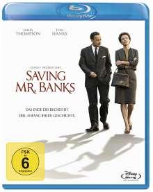 Saving Mr. Banks (Blu-ray), Blu-ray Disc