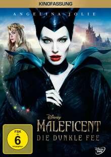 Maleficent - Die dunkle Fee, DVD