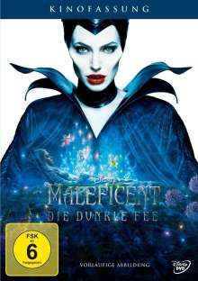 Maleficent - Die dunkle Fee (Blu-ray), Blu-ray Disc