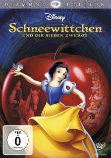 Schneewittchen und die sieben Zwerge (Diamond Edition), DVD